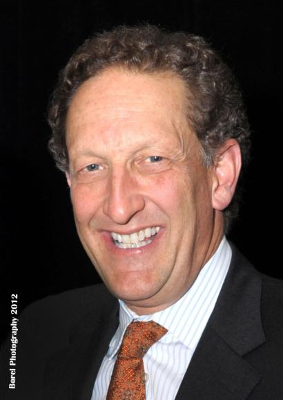 President & CEO of the SF Giants Larry Baer